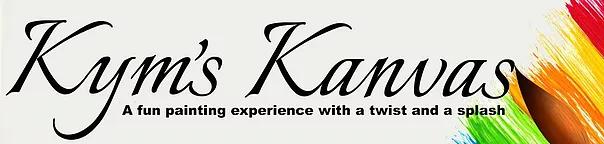 Kym's Kanvas Logo