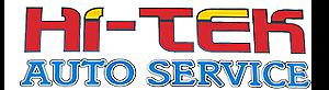 Hi-Tek Auto Service & Repair Logo
