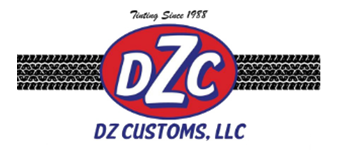 DZ Customs Logo