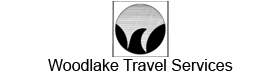 Woodlake Travel Services Logo