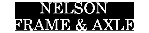 Nelson Frame & Axle Logo