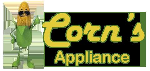 Corn's Appliance Logo