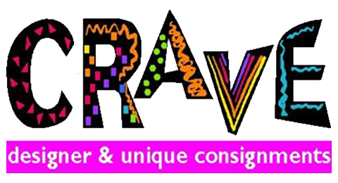 Crave Consignment Logo