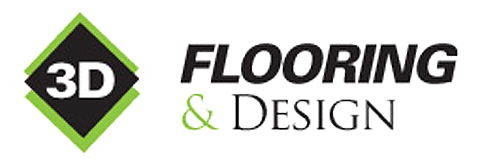 3D Flooring & Design Logo