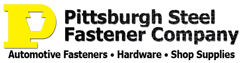 Pittsburgh Steel Fastener Company Logo