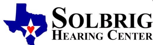 Solbrig Hearing Center Logo