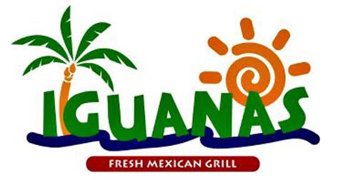 Iguanas Fresh Mexican Grill Logo