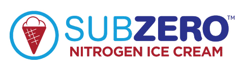 Sub Zero Ice Cream & Yogurt Logo