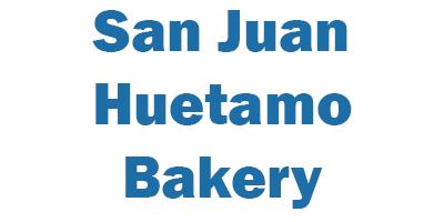 San Juan Huetamo Bakery Logo
