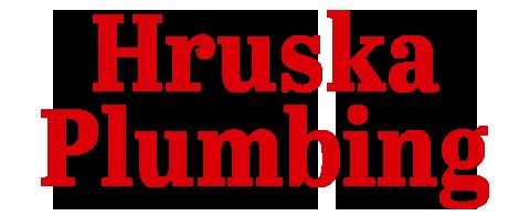 Hruska Plumbing Logo