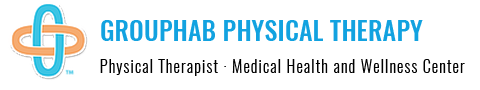 GroupHab Physical Therapy and Wellness Logo