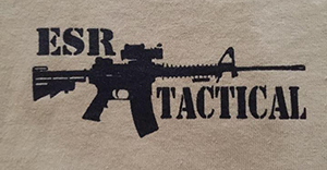 ESR Tactical Logo