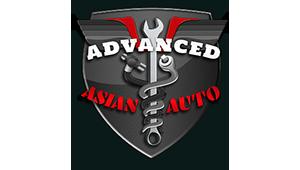 Advanced Asian & European Auto Logo