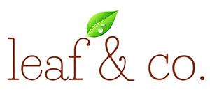 leaf & co. Logo