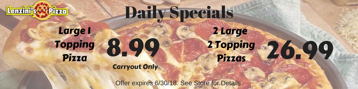 Lenzini's 241 Pizza