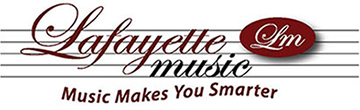 Lafayette Music Logo