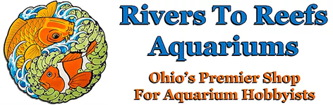 Rivers to Reefs Aquariums Logo