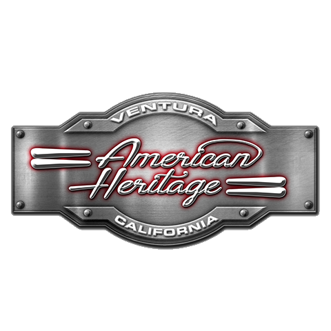 American Heritage Motorcycle Service Logo