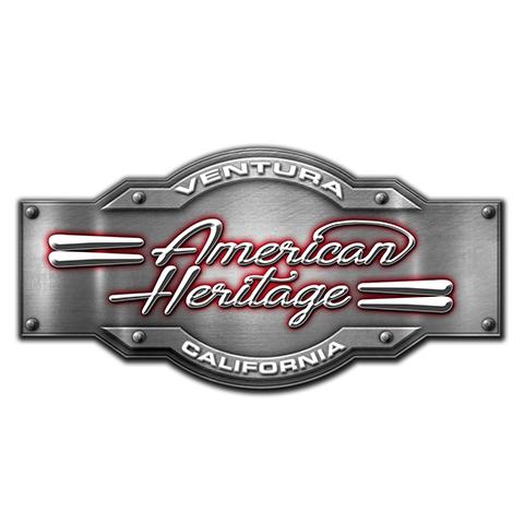 American Heritage Motorcycle Service Logo