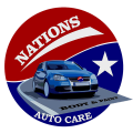 Nations Auto Care Body & Paint Logo