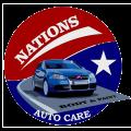 Nations Auto Care Body & Paint Logo