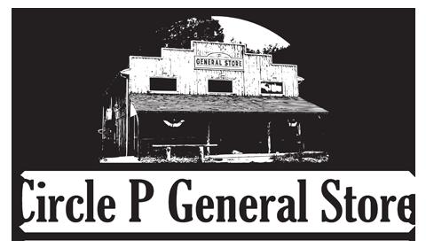 Circle P General Store Logo