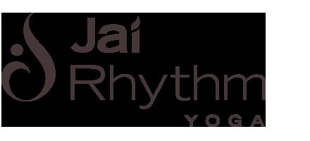 Jai Rhythm Yoga Logo