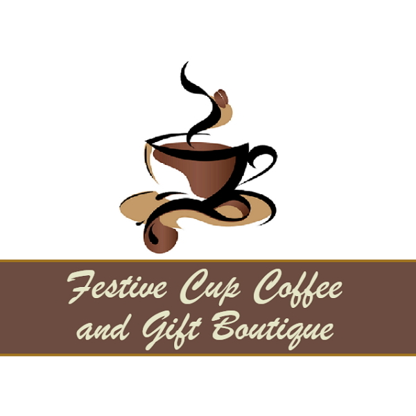 Festive Cup Coffee and Gift Boutique Logo