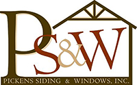 Pickens Siding & Windows Logo