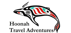 Hoonah Travel Adventures Logo