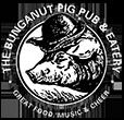 The Bunganut Pig Bar & Restaurant Logo