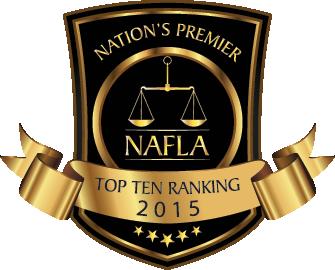 Image of NAFLA Badge 2015