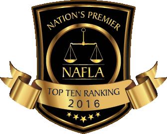 Image of NAFLA Badge 2016