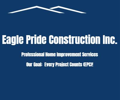 Eagle Pride Construction, Inc Logo