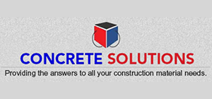 Concrete Solutions & Supply Logo