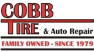 Cobb Tire & Auto Repair Logo