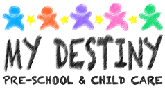 My Destiny Pre-school & Child Care Logo