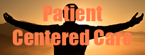 Patient Centered Care Logo