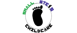 Small Steps Childcare Logo
