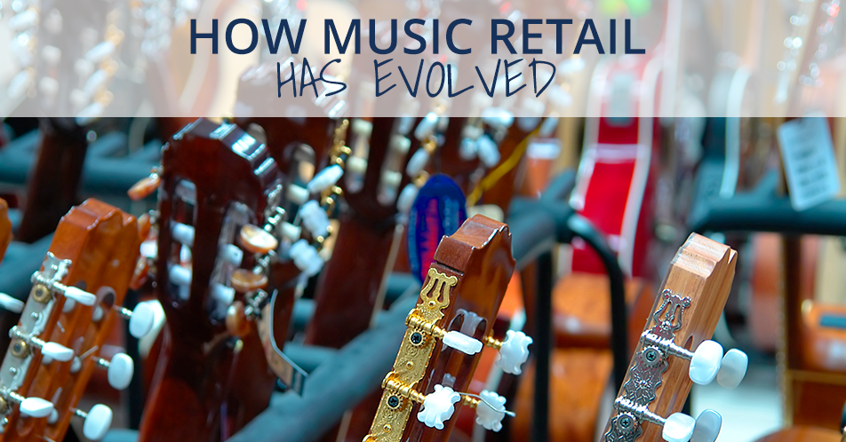 The Evolution of Music Retail