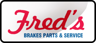 Fred's Brakes Parts & Service Logo