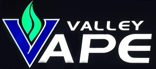 Valley Vape Smoke Shop Logo