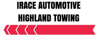 Irace Automotive Highland Towing Logo