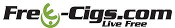 FreE-Cigs.com Vape Shop Logo