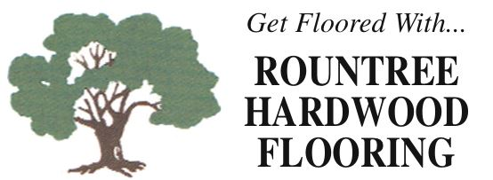 Rountree Hardwood Flooring Logo