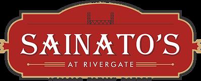 Sainato's at Rivergate Logo