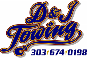 D&J Towing Logo