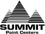 Summit Paint Center Inc. Logo