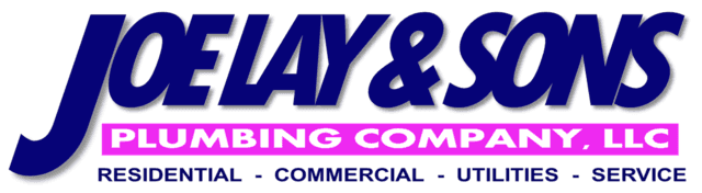 Joe Lay & Sons Plumbing Logo