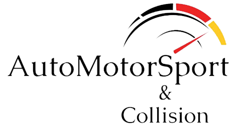 AutoMotorSport & Collision Logo